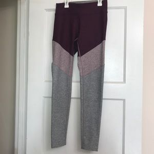 Outdoor Voices Colorblock 7/8 Leggings